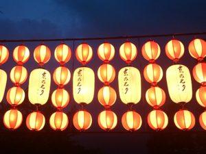京の七夕2014 堀川会場