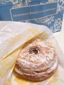 ハワイアンスイーツカンパニー クロワッサンドーナツ&マラサダ