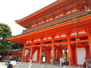 秋のゆるりさんぽ 平安神宮へ